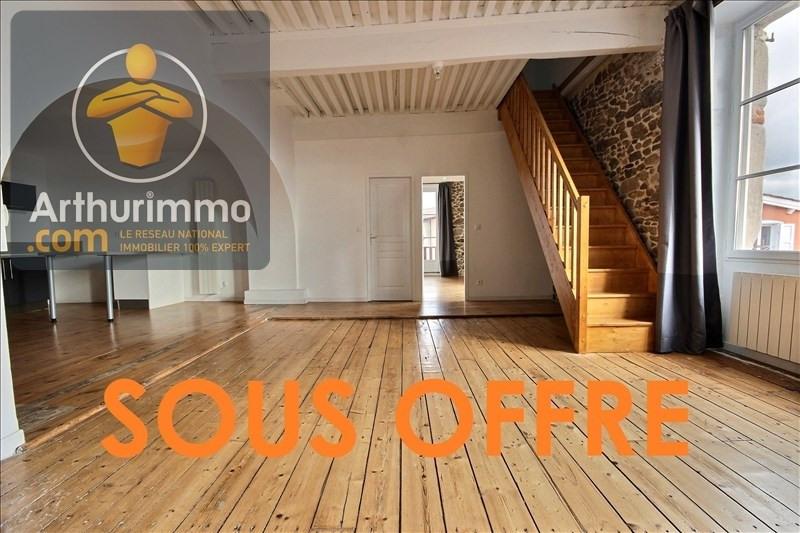 Sale apartment Saint galmier 178000€ - Picture 1