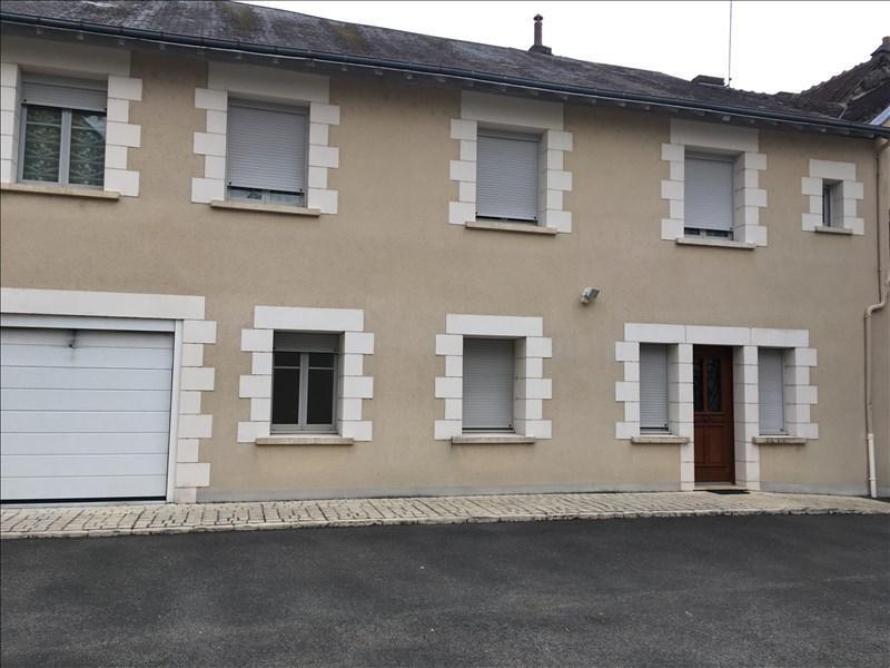 Location maison / villa Vendome 626€ CC - Photo 1