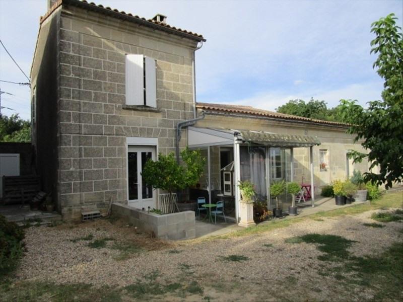 Vente maison / villa St andre de cubzac 360000€ - Photo 1