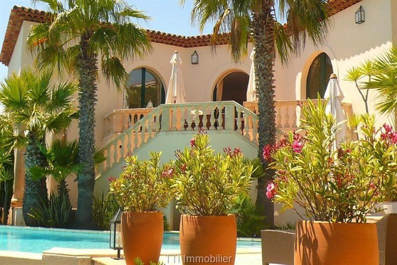 Deluxe sale house / villa Sainte maxime 2 449 000€ - Picture 4