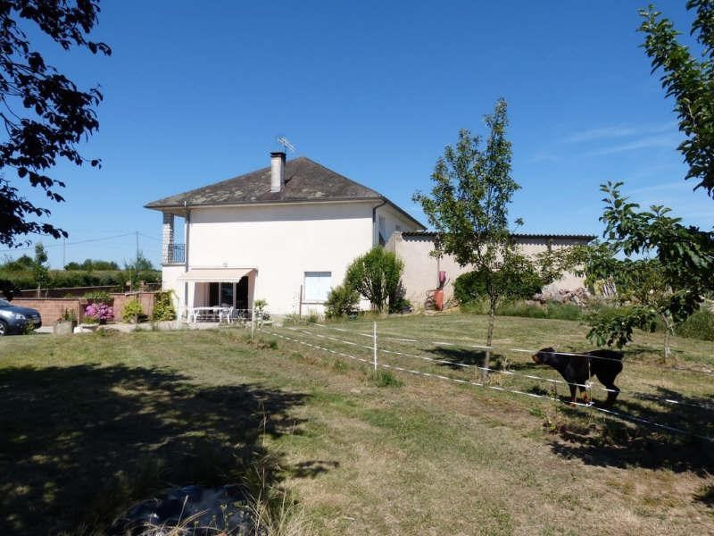 Vente maison / villa Mirandol bourgnounac 154000€ - Photo 2