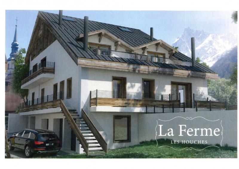 Sale apartment Les houches 270000€ - Picture 1