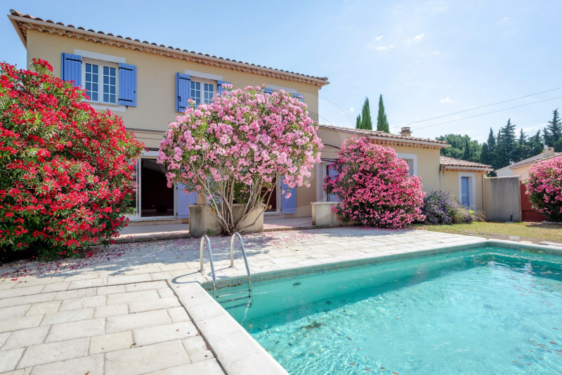 Vente maison / villa Aubignan 295000€ - Photo 1