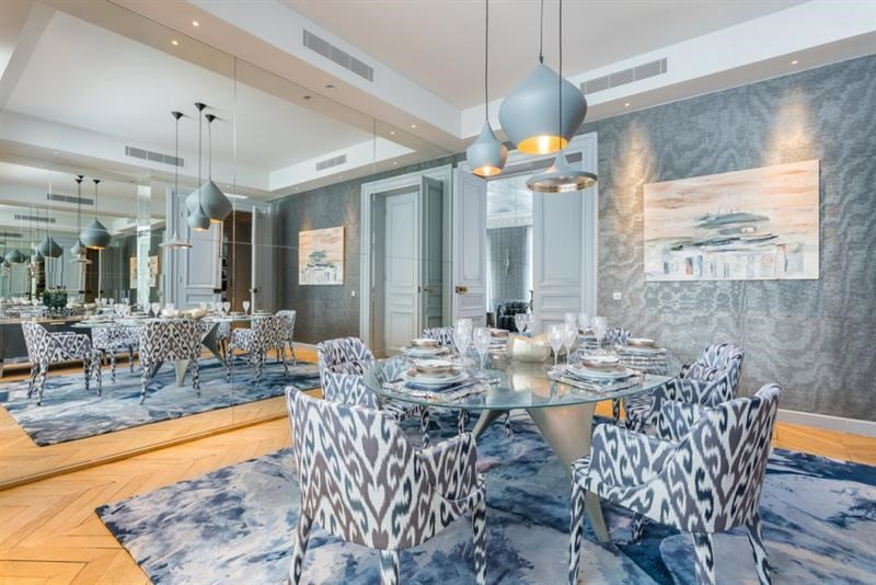 Verkoop van prestige  appartement Paris 8ème 7700000€ - Foto 7
