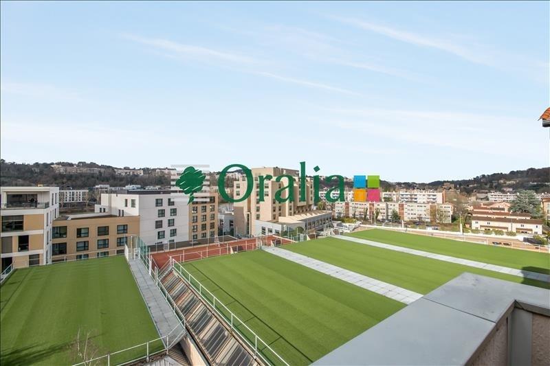 Vente de prestige appartement Lyon 4ème 530000€ - Photo 2
