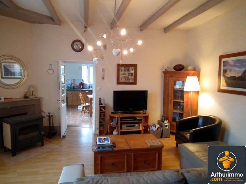 Sale house / villa Matha 170000€ - Picture 3