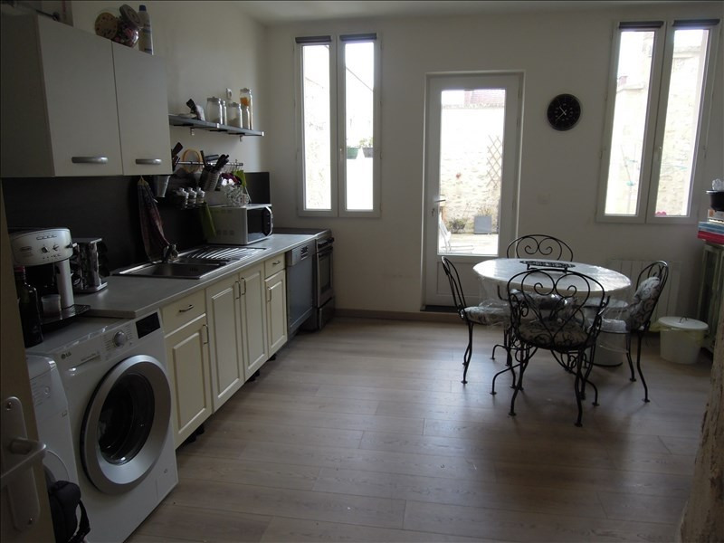 Sale apartment Crepy en valois 129 000€ - Picture 2