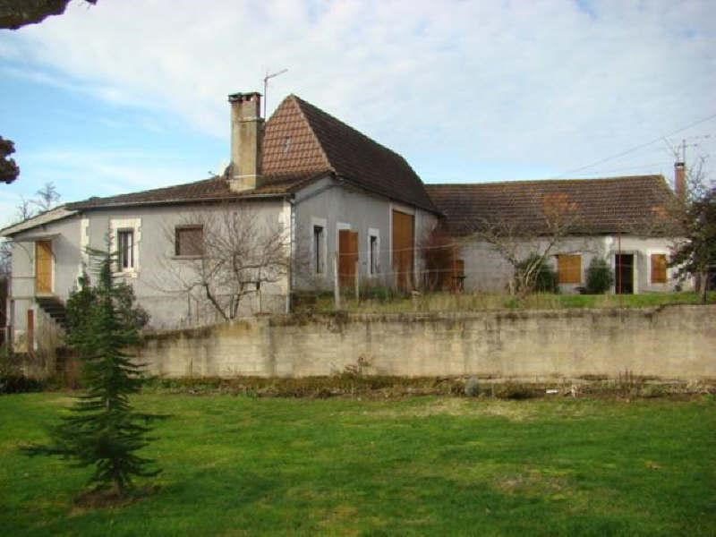 Vente maison / villa Montpon menesterol 168000€ - Photo 1