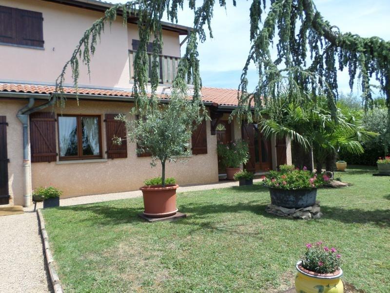Sale house / villa Villette d anthon 395000€ - Picture 3