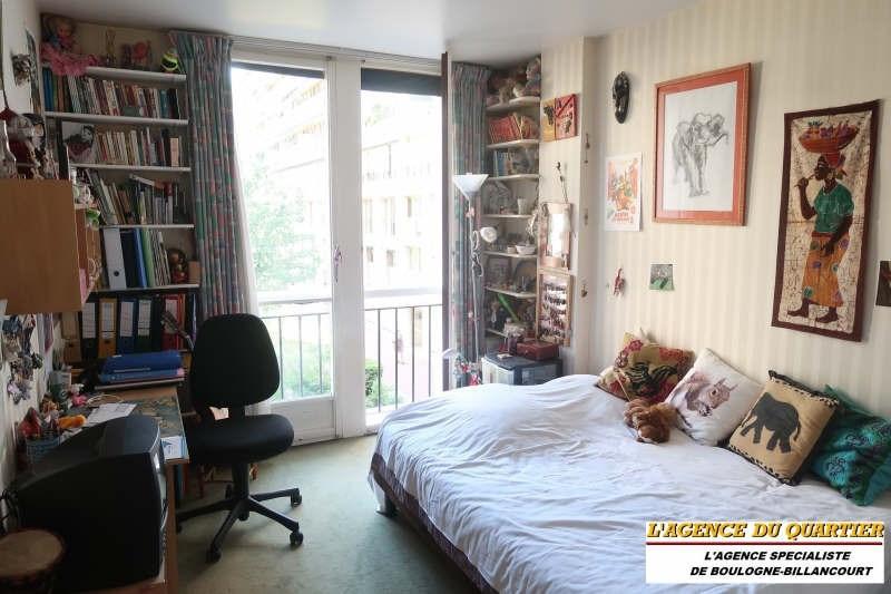 Revenda residencial de prestígio apartamento Boulogne billancourt 1190000€ - Fotografia 5