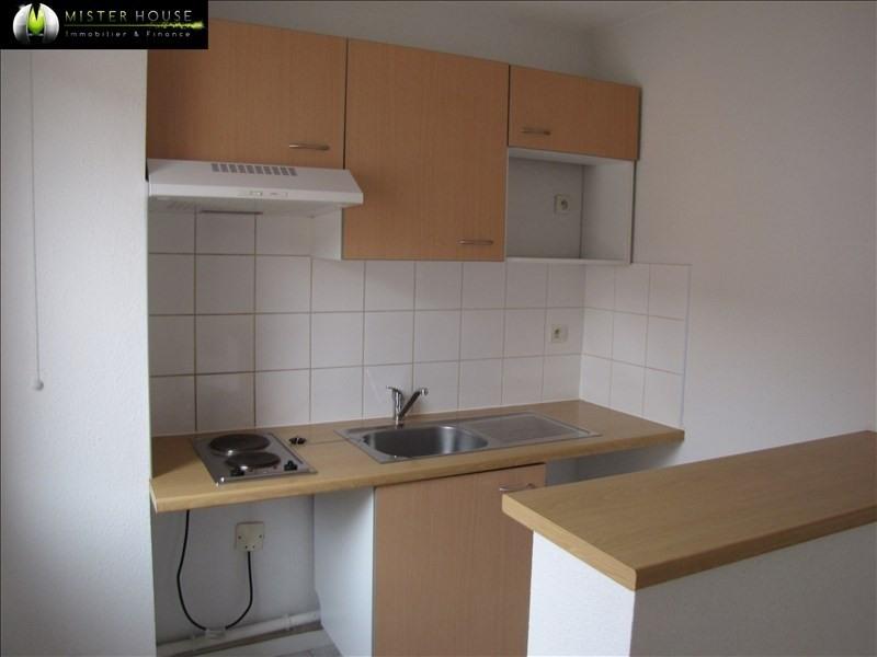 Verkoop  appartement Montauban 98000€ - Foto 6