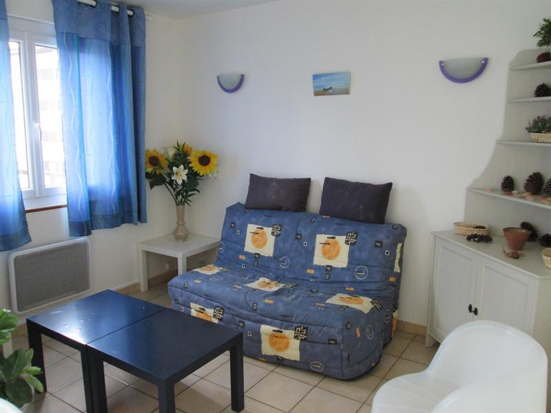 Vacation rental apartment Mimizan 350€ - Picture 1