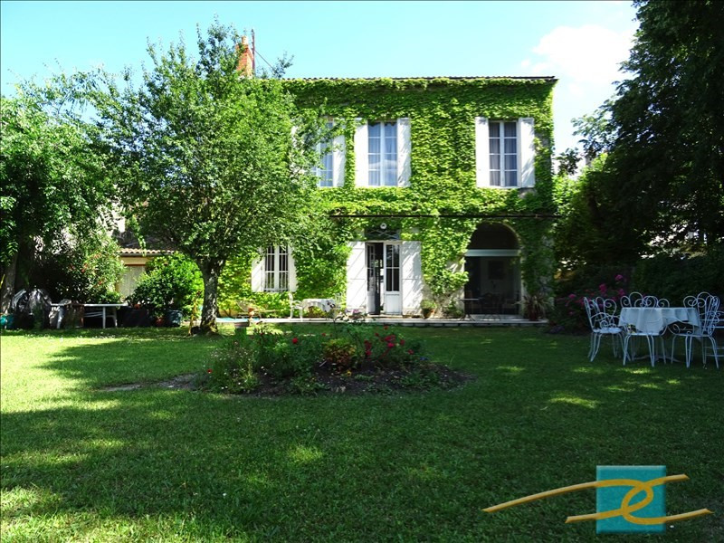 Vente de prestige maison / villa Bordeaux 997 500€ - Photo 1