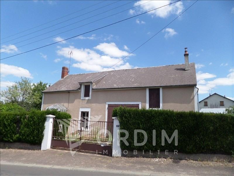 Sale house / villa Cosne cours sur loire 89000€ - Picture 1