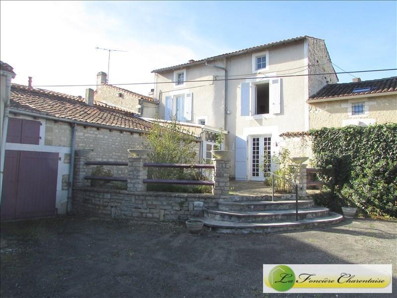 Vente maison / villa Aigre 82000€ - Photo 1