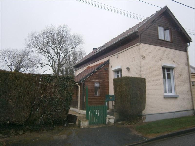 Sale house / villa Peronne 60000€ - Picture 1