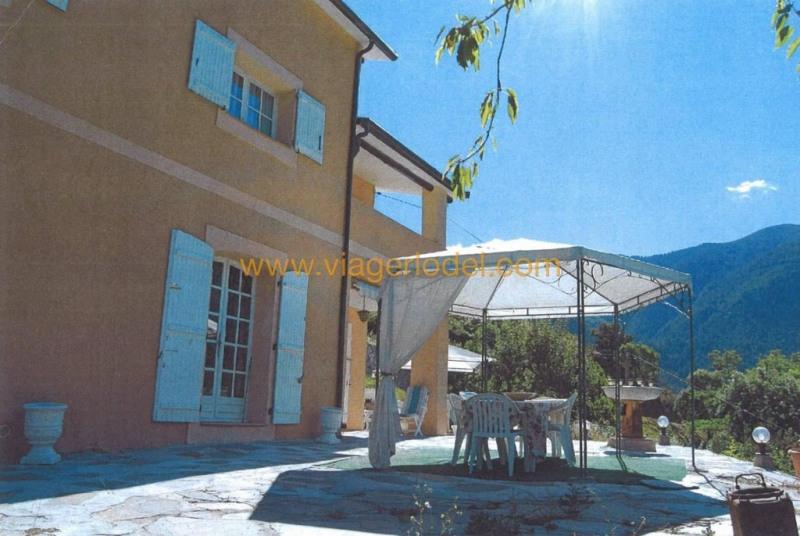 Lijfrente  huis La brigue 125000€ - Foto 2