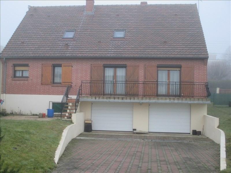 Vente maison / villa St quentin 190400€ - Photo 1