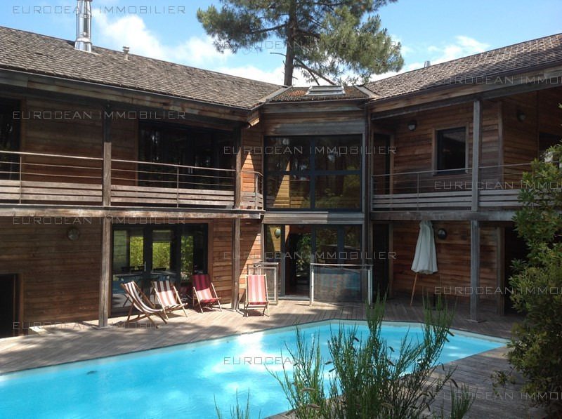 Location vacances maison / villa Lacanau-ocean 785€ - Photo 1