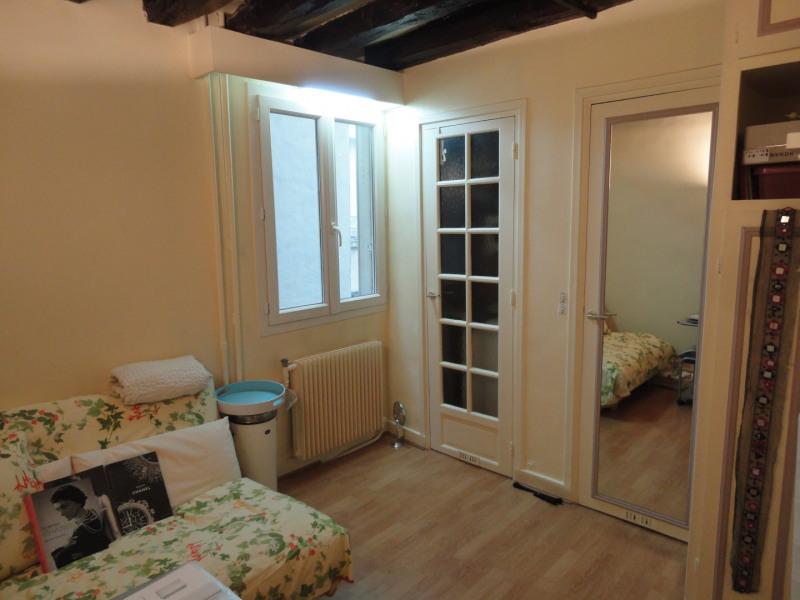 Vente appartement Paris 6ème 134000€ - Photo 5