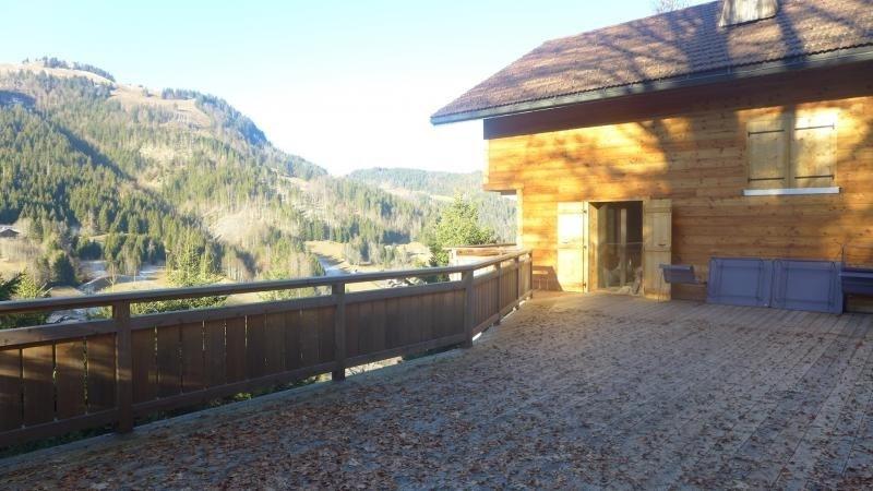Vente de prestige maison / villa La clusaz 1100000€ - Photo 1