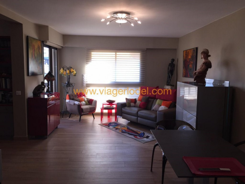 Life annuity apartment Nice 145 000€ - Picture 5