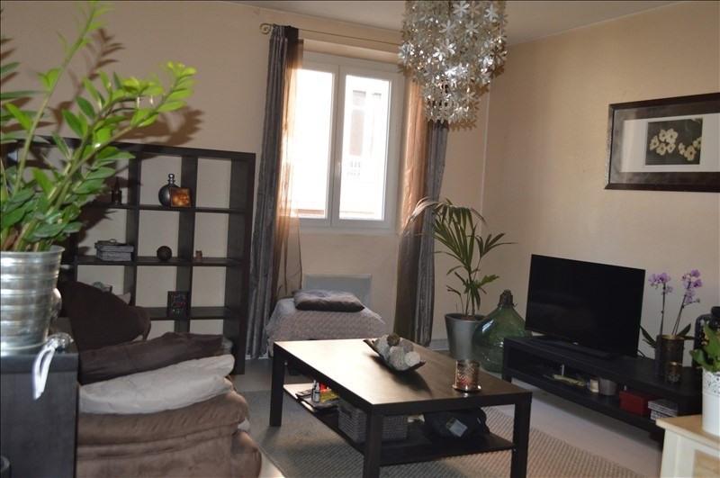 Verkoop  appartement Voiron 129000€ - Foto 1
