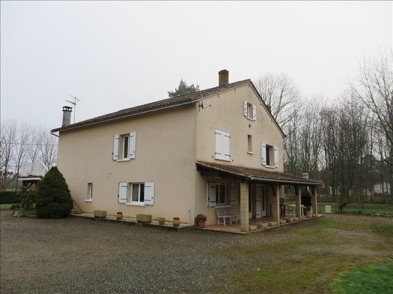 Sale house / villa Montpon menesterol 249000€ - Picture 1