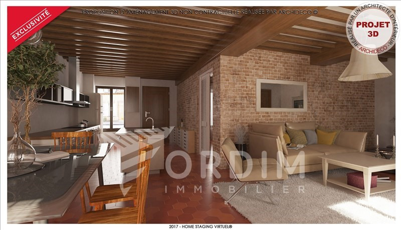 Sale house / villa Charny 56 000€ - Picture 1