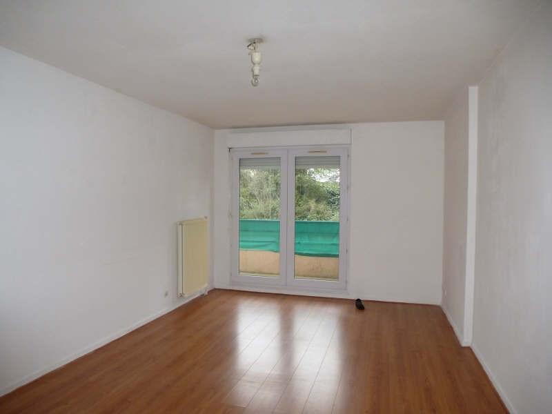 Rental apartment Nimes 595€ CC - Picture 1