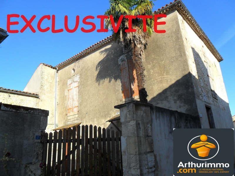 Sale house / villa Beauvais sur matha 59400€ - Picture 1