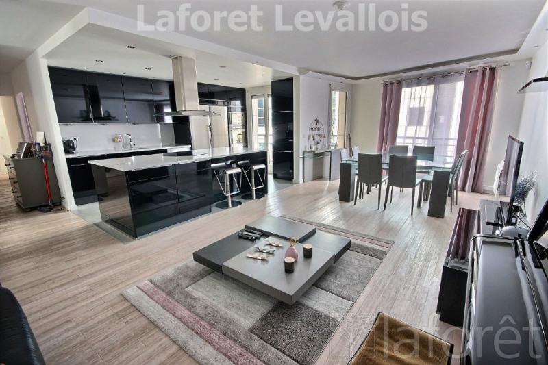 Vente de prestige appartement Levallois perret 1115000€ - Photo 2