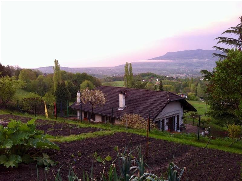 Vente maison / villa Pers jussy 455000€ - Photo 2