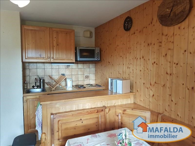 Vente appartement Mont saxonnex 65 000€ - Photo 2
