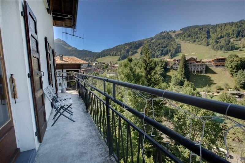 Sale apartment Morzine 530000€ - Picture 1