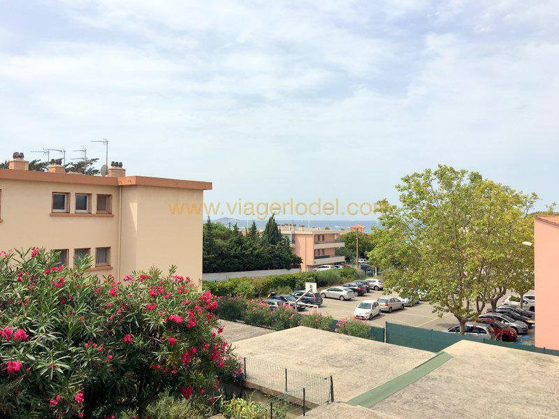 Viager appartement Six-fours-les-plages 147 000€ - Photo 1