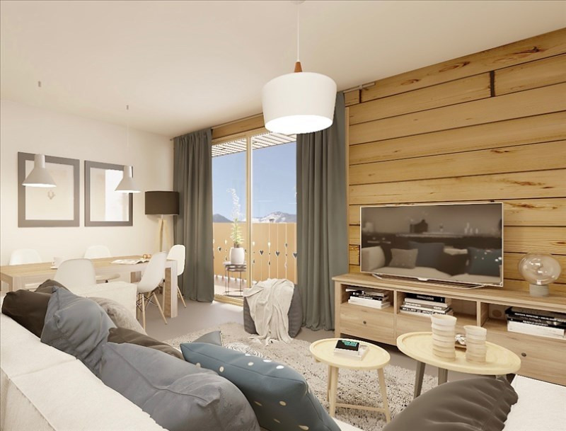 Sale apartment Morzine 283 000€ - Picture 2