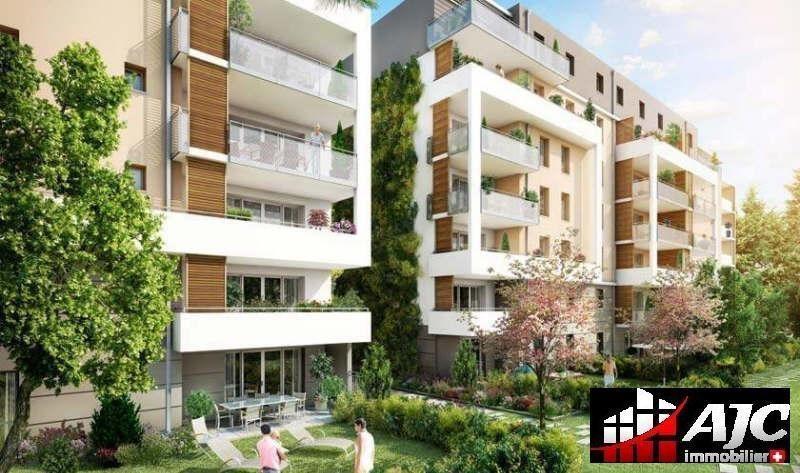 Vente coeur de ville annemasse appartement 3 pi ce s for Achat maison annemasse