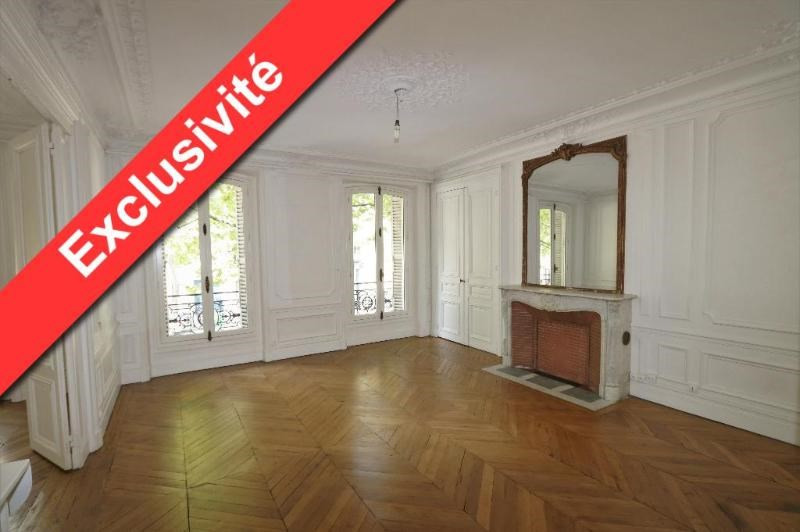 Location appartement Paris 8ème 3 200€ CC - Photo 1