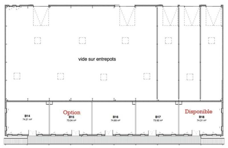 Location Bureau Francheville 0