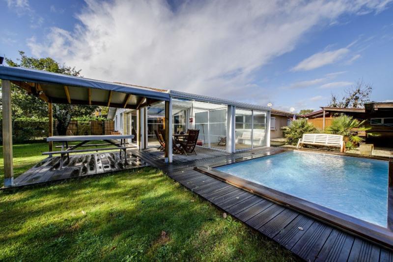 Vente maison / villa Le teich 452500€ - Photo 1