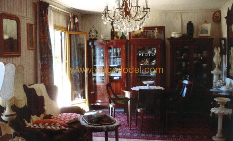 Life annuity house / villa Trevilly 25 000€ - Picture 12