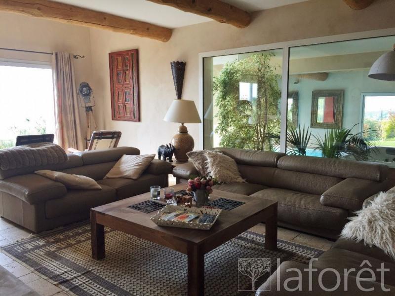Deluxe sale house / villa La cote saint andre 865000€ - Picture 4
