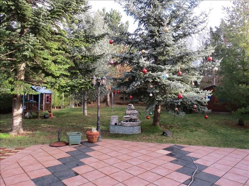 Vente maison / villa Le plessis bouchard 416000€ - Photo 4