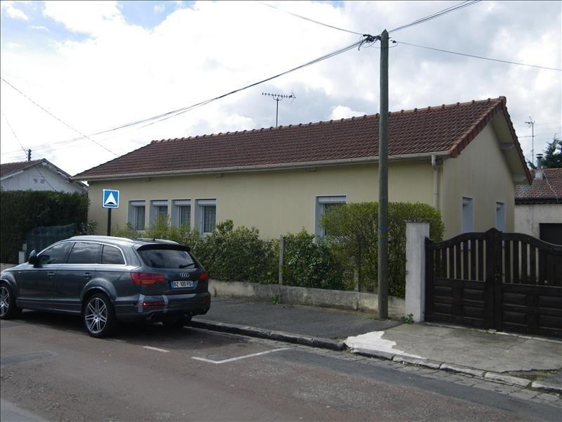 Vente maison / villa Argenteuil 292000€ - Photo 1