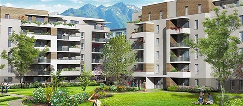 Rental apartment Albertville 770€ CC - Picture 2