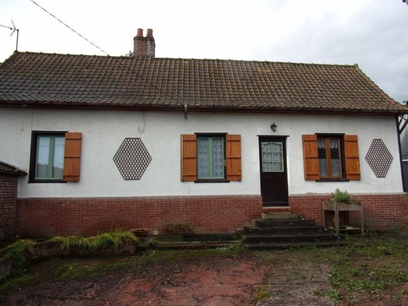 Vente maison / villa Martainneville 115000€ - Photo 1