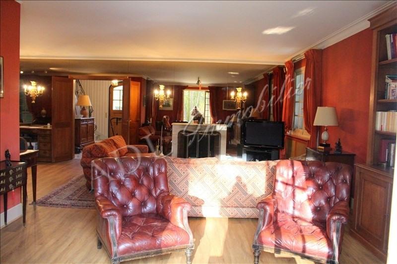 Deluxe sale house / villa Lamorlaye 695000€ - Picture 2