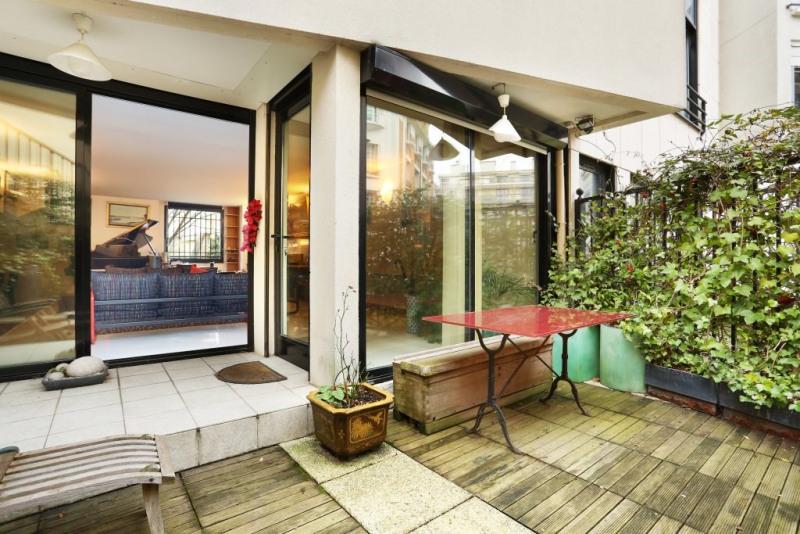 Vente de prestige appartement Paris 19ème 995000€ - Photo 4