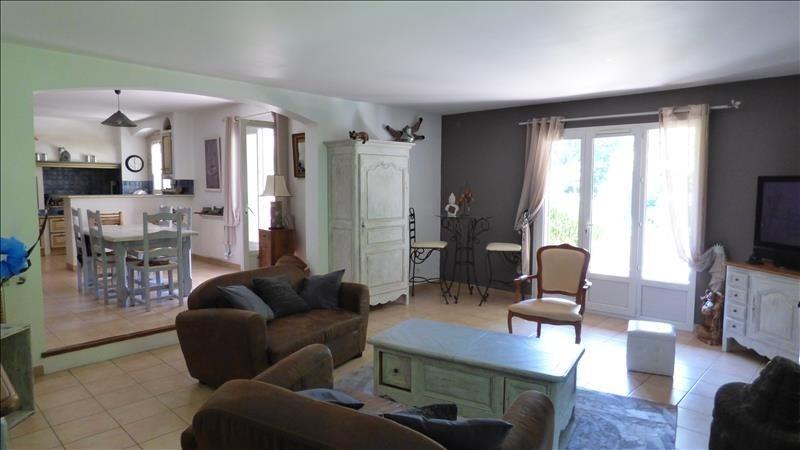 Vente maison / villa Carpentras 315000€ - Photo 2